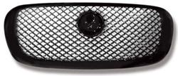 ABS Chrome car grille for Jaguar XF front grille car accessories