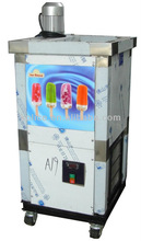 BPZ-01 holds one ice mold ice pop making machine