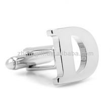 China classic wholesale custom cufflinks initials