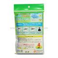 Armal wc portátil made in Japan / usado em qualquer lugar, A qualquer momento sem água / rapidamente suprimir o mau cheiro / eliminados como combustã
