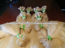 BRAZILIAN VIRGIN AND INDIAN VIRGIN HUMAN HAIR MACHINE WEFT SOFT HAIR SELLER