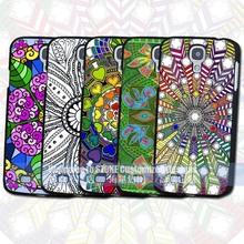 for mandala design for samsung galaxy s4 hard case