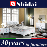 wooden bed headboards / pakistan wooden beds / king size bed size B811
