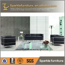 Modern furniture LC2 oval sofa