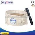 alívio da dor lombar inflável massagem brace colete ortopédico