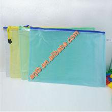 different color slider zipper bag