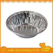 Good quality aluminum foil bake cake mould