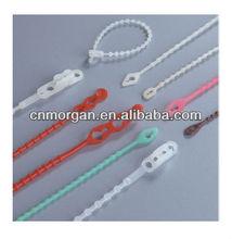 "4 "" knot ties ball type"