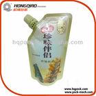 plastic sauce packaging bag