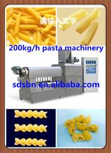2014 best selling and cost saving macaroni pasta making machine parameter