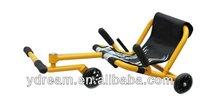 Ezy Roller Ultimate Riding Machine-ORANGE