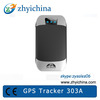 online sim card car gps tracker GPS303-B Simple car solution with 3 PIN harness