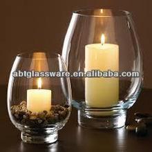 cheap glass hurricane candle holders