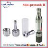 2014 Ali Linktrend stainless & pyrex e-cigarette huge vapor mini protank 2 starter kit