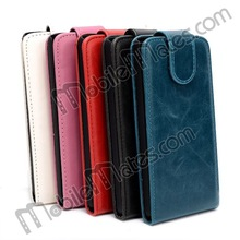 New Mobile Phone Accessory Flip Pouch Leather Case for Alcatel One Touch Idol X 6040 6040A 6040D 6040E