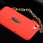 Silicone Chain Case for iPhone 5 5S