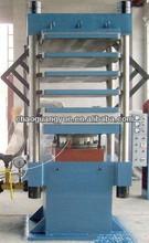 EVA foaming hydraulic press machine/rubber vulcanizer/rubber machine