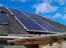 renewable energy products 4000w stock solar panel
