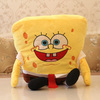 HI Good qulity low price customied SpongeBob plush toy,cartoon character toy