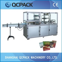 BTB-400 High speed Automatic Cellophane Wrapping Machine cotton candy automatic packing machine