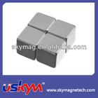 Cheap stock powerful neodymium magnets cube