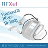 Body Slimming 3 In 1 RF System Various Tips Fractional RF Face Lifting