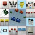 Film polypropylène / feuille condensateur, ( Non - inductive ) CBB 13 série / condensateur