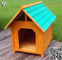 wood dog house XD 018