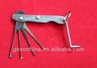 GOSO LOCKSMITH CIVIL USE TOOLS--1-93 KABA locks opener