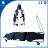 BT-TF017 Folding Stretcher with Wheels (With pull rod, with omni-directional castor )