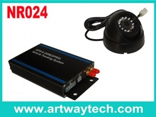 remote control and immobilizer car gps tracker with camera to transmit image to internet NR024