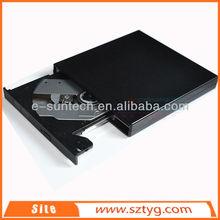 ECD002-DW China Wholesale Tray-load USB 2.0 Laptop External DVDRW Drive USB External DVD ROM Writer