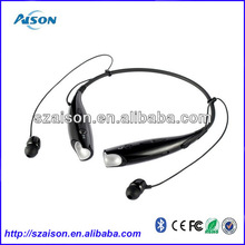Mobile phone accessories earphone Lg bluetooth tone hbs730 headset for laptop