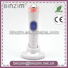 whitening skin care set Alibaba china ultra sound simple operation mini personal facial massager