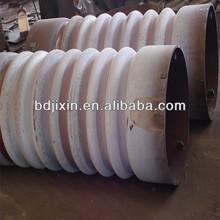 corrugated flue for industry boiler