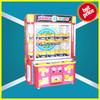 Double overturn crane gift prize machine canton fair exhibition Entertainment toy machine