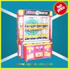 Double overturn crane gift prize machine 2014 canton fair exhibition Entertainment toy machine