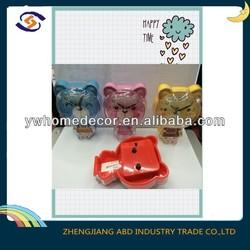 cat alarm skp quartz movement talking alarm clock with hourly chime