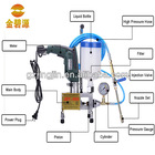 Efficiency High Pressure Grouting Injection Machine For Engineering Construction