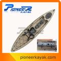 Kayak com pedais
