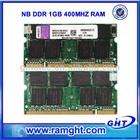 China laptop price in India RMA Less than 1% sodimm 1gb ram memory ddr 1