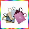 Hot selling non woven foldable shopping bag/non woven fabric box bag /promotional non woven bag