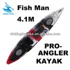 kayak fishing boats