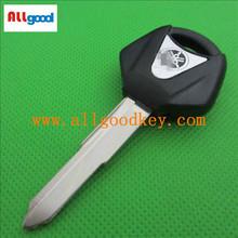 Allgood yamaha motorcycle key shell black color short blade & key motorcycle