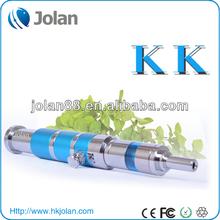 Best full mechanical mod 18650 and 18350 battery KK battery e cigarette