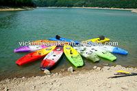 Single Sit On Top Fishing Ocean Kayak rotomolded boats
