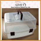 Grace Pet New PLASTIC PRODUCT OEM 2014 Dog Cat Plastic warm Carrier Bag