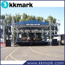 fashion show stage equipment runway truss, aluminum global truss,wedding stage lighting truss