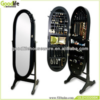 full body dressing mirror jewelry cabinet mirror on sale