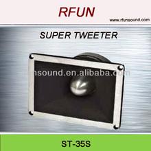 Die-cast Aluminum Super Tweeter